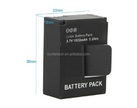 Battery for Gopro Hero 3+/3, 1600mAh, gopros accessories GP174