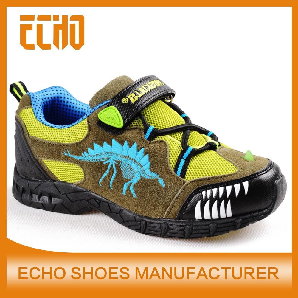 wholesale orange kids shoes