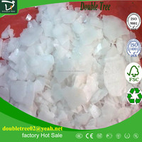 Industrial Grade Sodium Hydroxide Caustic Soda flakes 99%Min Used in Processing Cotton Fabric