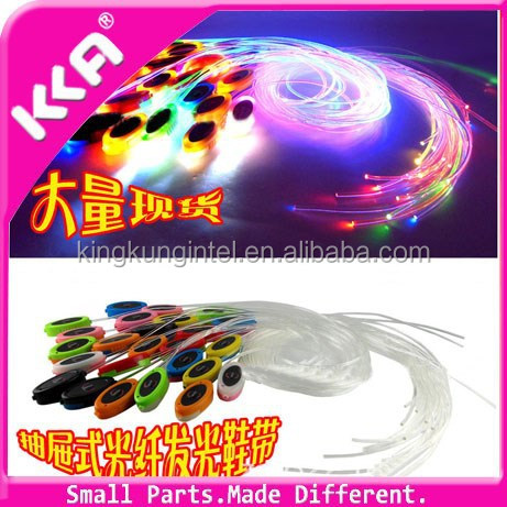 Waterproof kingkung LED shoe wholesale lacing led strip light
