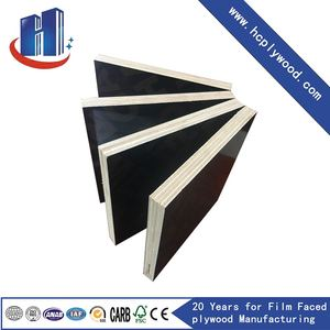 China 18mm Film faced plywood factory