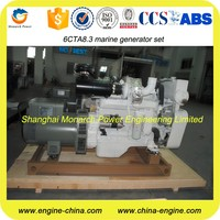 Original Cummins 4bt 6bt 6ct 6ltaa nta855 kta19 kta38 kta50 marine diesel engine generator for sale