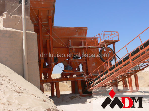 Through the authority certificate authentication well-functioning quarry stone crusher for crushing stone