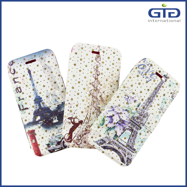 [GGIT] Colorful New Products for iPhone 6 Flip Case ,High Quality Cell Phone Case for Apple for iPhone 6