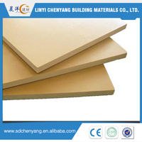 Waterproof heat insulation competitive price bathroom pvc celuka foam board