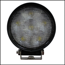 10V 12V 80V round 18W led headlight for forklift RGD1010