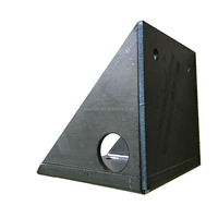 carbon steel custom parts / Laser cutting sheet metal fabrication