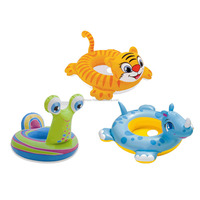 Animal Inflatable Baby Swimming Seat toddler duck swim ring Water Sport Swiming Ring 58511 In Stock