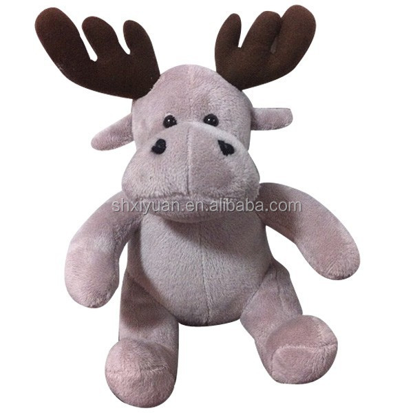Cheap plush small animal gift soft festival promotional toys for christmas