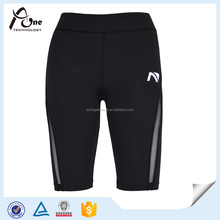 Women Sexy Mesh Wholesale Compression Running Shorts