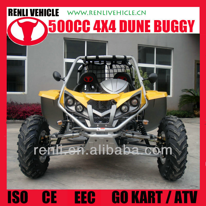 RENLI 500cc 4x4 EEC road street legal dune buggy