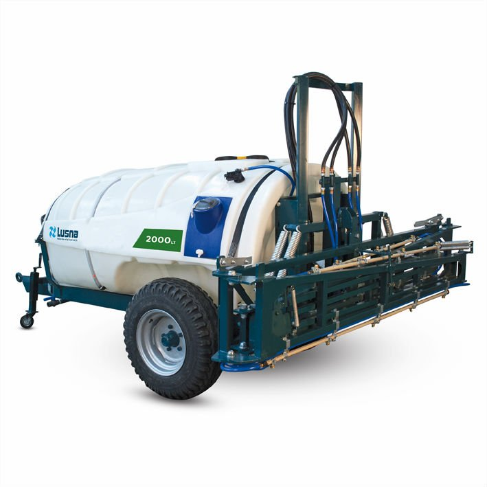Agricultural Field Sprayer Trailed Type