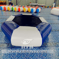 High Quality 0.9 mm pvc tarpaulin jumping infalatable Water Trampoline