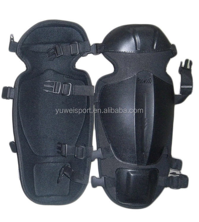 With Hard PP Shell wearproof Motorcycle Knee Pads