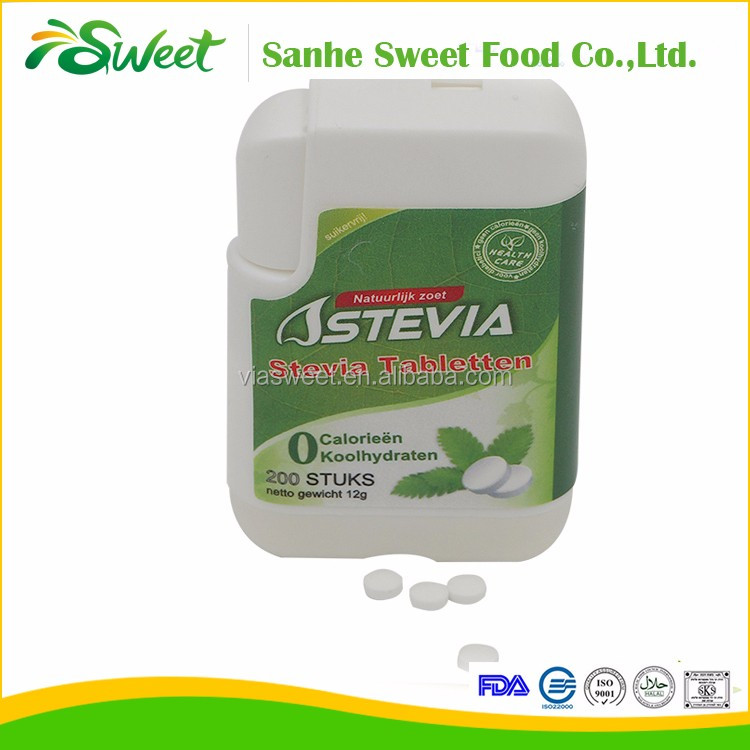 200pcs 100 Pure Natural Sweetener Stevia
