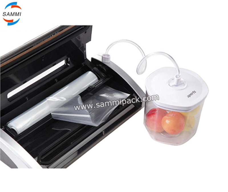 Low cost soft hot product good price for vacuum packing machine