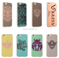 New Arrived Color Painting 3D Design Soft TPU Case for iPhone 6 6s 6 plus