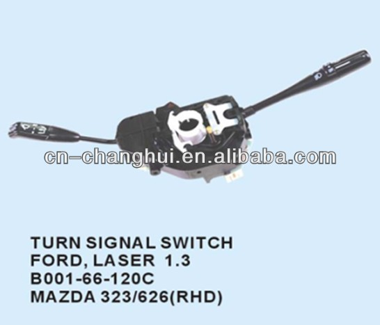 Turn signal switch for MAZDA 323/626 FORD LASER 1.3