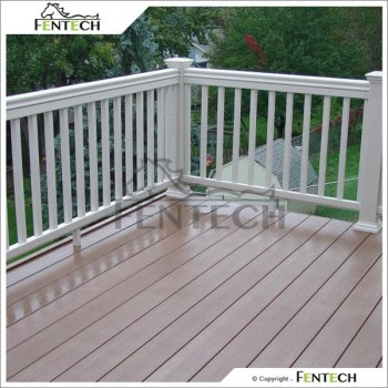 pvc proof terrace railing designs pvc balcony fence buy. Black Bedroom Furniture Sets. Home Design Ideas