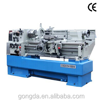 high precision of universal Gap-bed lathe C6241D/C6246 Dwith CE approved