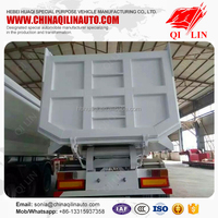 Cheap Price Dump Semi Trailer With