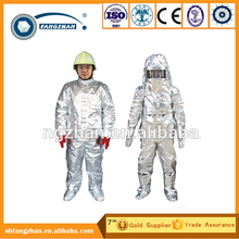 Fangzhan EC approval heat proximity suit non-encapsulated SCBA for fire man to survive in emergence