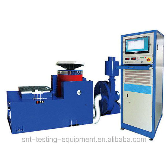 Sine accelerated speed X <strong>Y</strong> Z axis electromagnetic vibration test table machine equipment