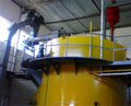 Solvent extraction plant and palm kernel oil extraction machine