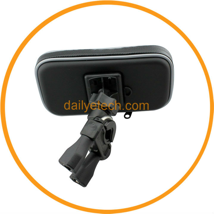 WaterProof Motorcycle Mount Handlebar Case for Samsung Galaxy S3 S4 i9500 from Dailyetech