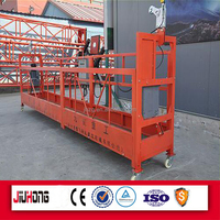 Glass Installation Platform facade cleaning cradle