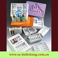 Factory supply all kind of plastic medication trays