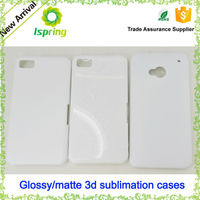 Wholesale high quality 3d sublimation pc cell phone case
