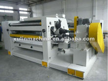 Single facer corrugated carton paper production line machines for recycling paper