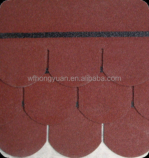 Spanish red roof tile/waterproof/shingle/constructions
