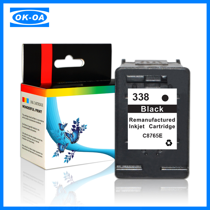 Germany printing <strong>ink</strong> for hp338(C8765EE) refillable printer <strong>ink</strong> cartridge