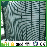 China Wholesaler 358 fence, 358 secuity fence ,welded mesh fence