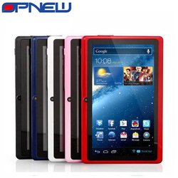 "7"" Cheap Tablet A33 Android 5.1 Quad Core 8G Wifi BT"