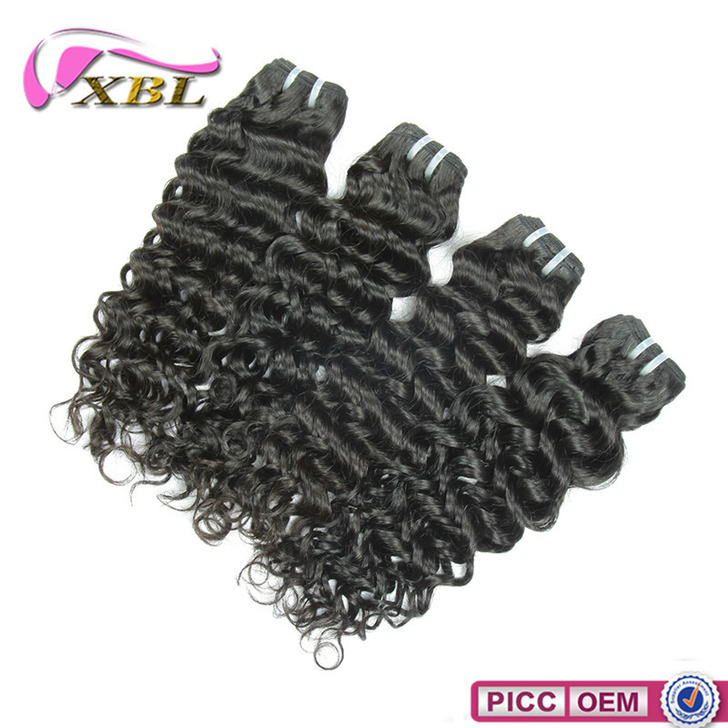 Lasting one year double weft 6a 7a 8a grade brazilian hair extension
