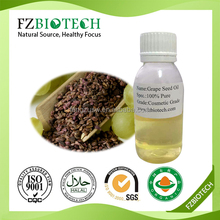 Organic Pure Edible Food Grade Grape Seed Oil