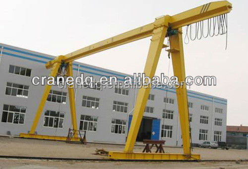 5tons gantry crane winding drum,5tons gantry crane price