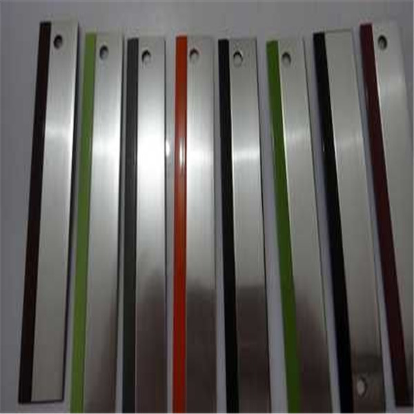 Preglued hot selling different size plastic cabinet edge for Abs trimming kitchen cabinets