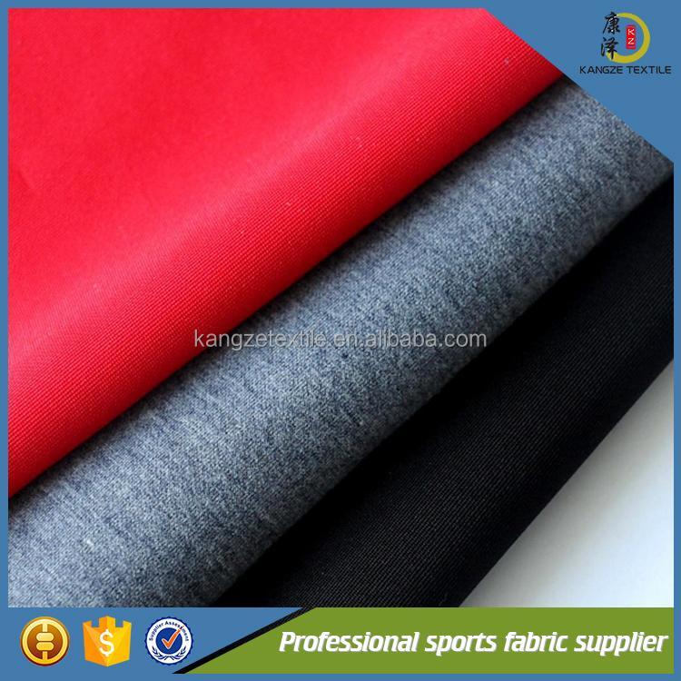 China supplier for garment plain 88 polyamide 12 spandex fabric