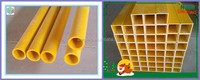 Building GRP pultruded profiles
