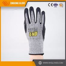 Latex Coated <strong>Safety</strong> Working Gloves for Construction for home decoration