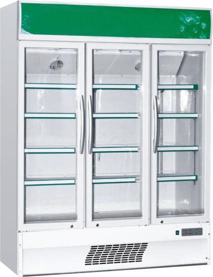 Electric Glass Food Warming Display Showcase