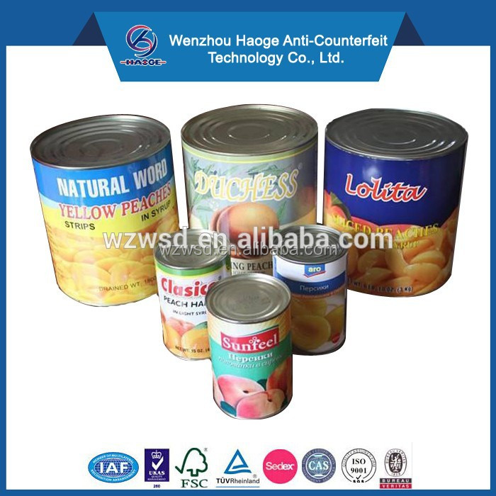 Custom Good Printing Sleeve Labeling PVC Shrink Label
