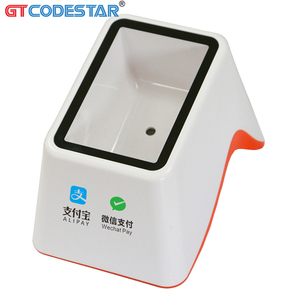 Cheap Price Wired 2D Qr Code and Code 128 Scanner Mobile Cash Register Barcode Scanner