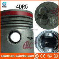 Japanese car engines 4DR5 piston forged piston price