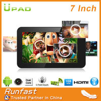 Hot! 7 inch android mid tablet pc manual