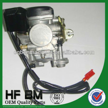 50cc Chinese Motorcycle Spare Parts ,Parts Japanese ATV Carburator, GY6 Carburetor ATV Motorcycle